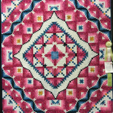 Clark County Quilters Show and Computer Woes