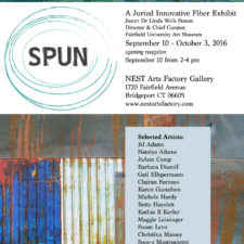 Exhibition News: SPUN