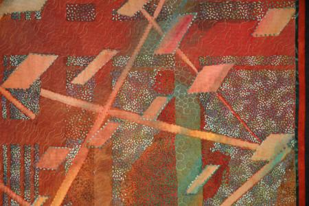 Anasazi Roadways, detail