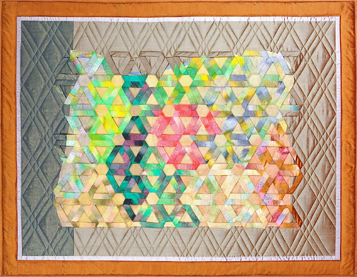 Framing the Future— Clackamas County Oregon Sesquicentennial Quilt