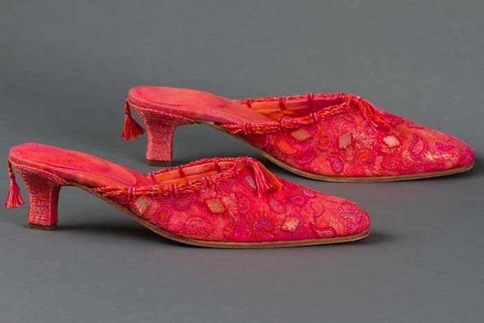 Celebration Shoes, Size 8, Photographer John Telford