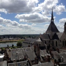 Chateau Royal de Blois, La Maison de la Magie, and Blois Cathedral