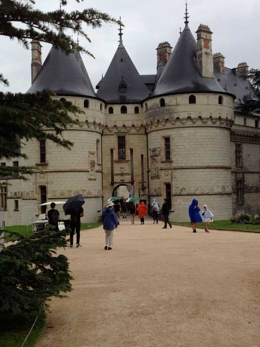 Chateau of Chaumont