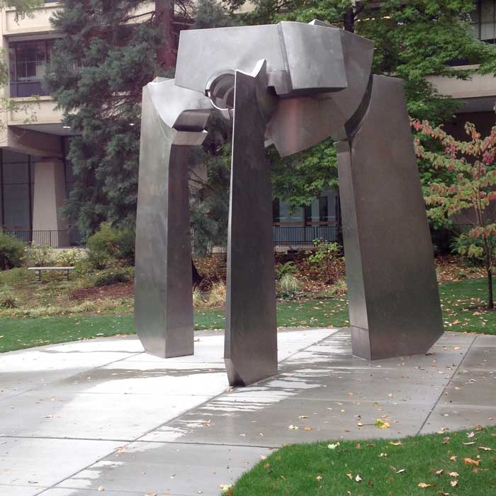PSU Outdoor Sculpture