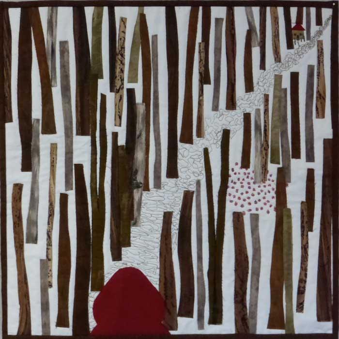 Little Red Riding Hood by Nancy Kibbey