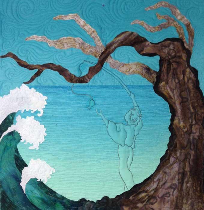 Urashima Taro by Robin Lancaster