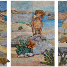 Views of the Mojave–An artistic collaboration