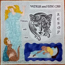 Cat Woman–Another International Fairy Tale Quilt