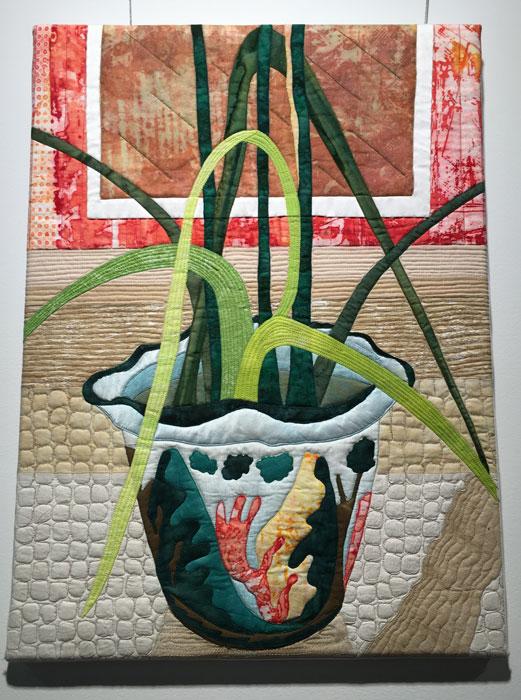 Pot of Daffodils by Deb Sorem