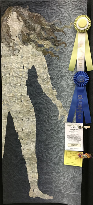 Forget Me Not by Gerrie Thompson, First Place Art Pictorial