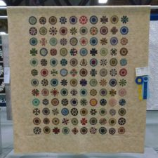 Umpqua Valley Quilt Show–Award of Merit