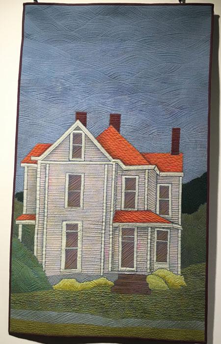 Pennsylvania Farmhouse by Terry Grant