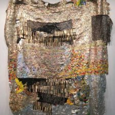 One of My Favorite Contemporary Artists: El Anatsui