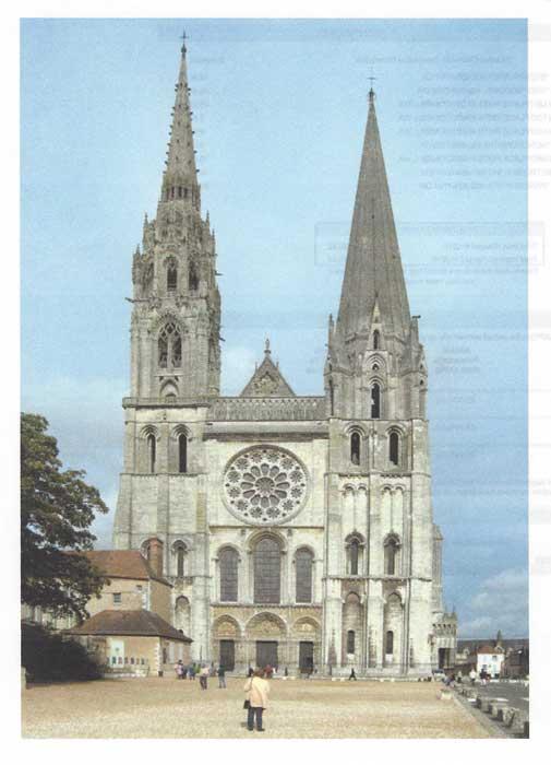 Cathedrale Notre Dame de Chartres