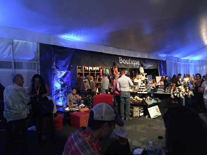 Odysseo Tent and Boutique