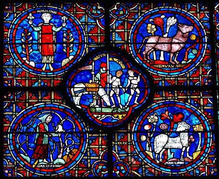 Zodiac Window