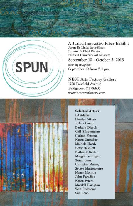 SPUN Invite