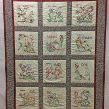 March–National Quilting Month