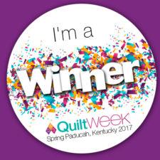 Quilt Show Excitement