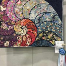 Northwest Quilters Show Their Spirit