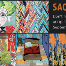 Studio Art Quilt Associates Benefit Auction