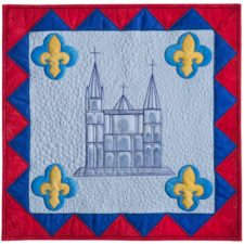 International Quilt Challenge: World Heritage Sites