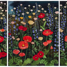 P is For Poppy and Periwinkle